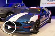 Ford: The time is right for Mustang