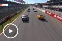 Highlights – Race 1 Dunlop Super2 Series Clipsal 500 Adelaide