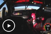 Van Gisbergen's record breaking lap in full