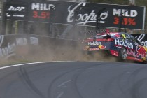 Van Gisbergen crashes in Practice 3