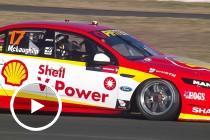 Highlights – Practice 2 2017 Red Rooster Sydney SuperSprint
