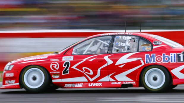 Todd won Bathurst on his birthday in 2005