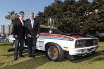 Moffat, Bond take centre stage in Bathurst celebrations