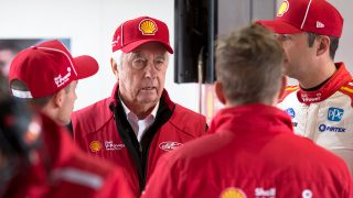 Roger Penske's cheeky challenge to Triple Eight