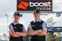 Boost backing for Bathurst wildcard