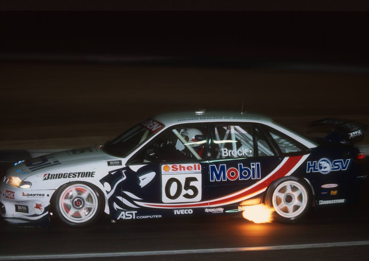 On This Day V8 Supercars Era Is Born Supercars