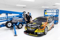 New-look MSR Holden for Jacobson