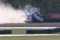 Pye crash ends practice