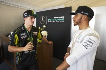 Waters draws on F1 driver's experience