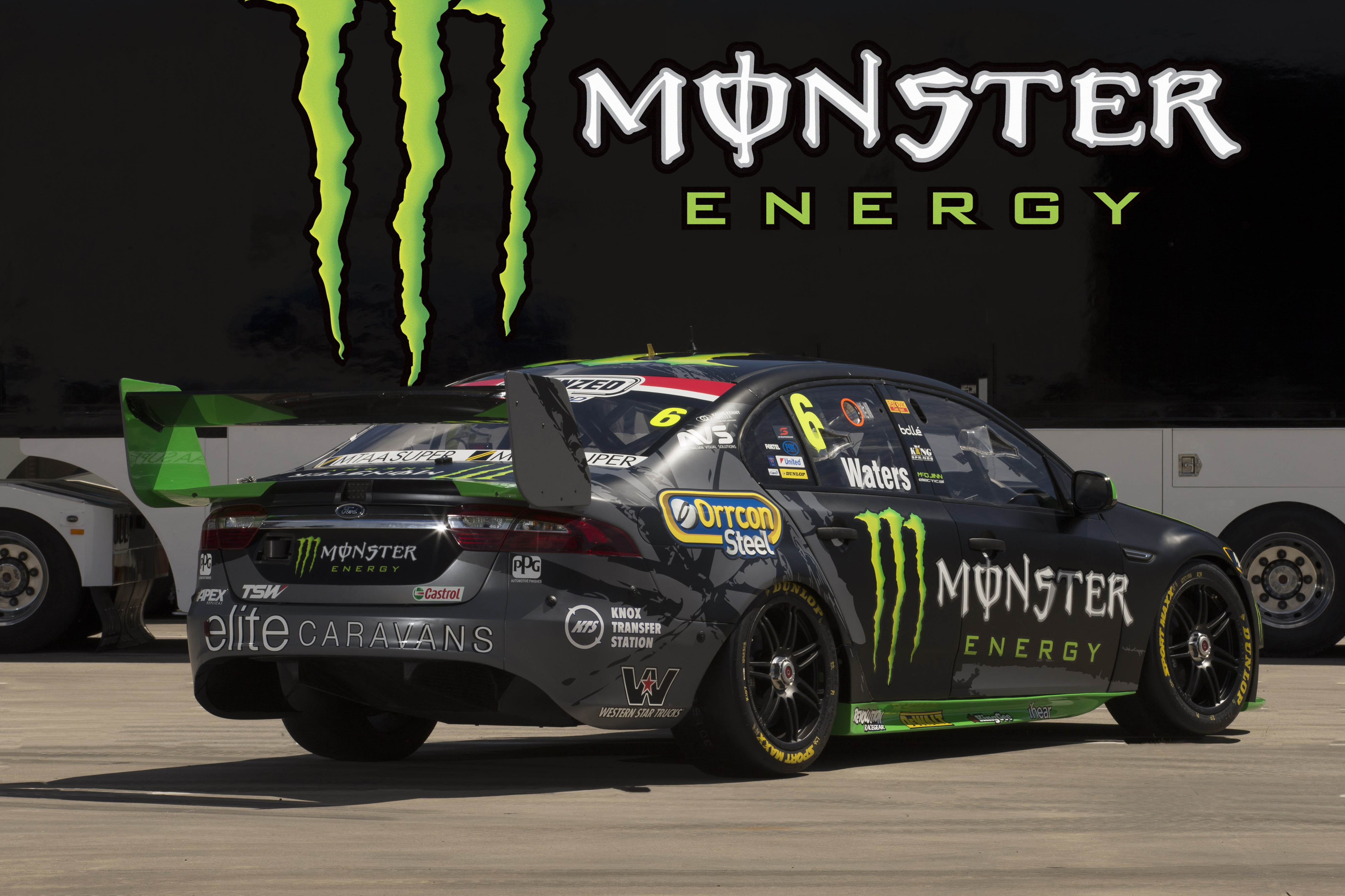 Cam Waters Monster Energy 4
