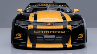 Holden open to Camaro Supercar