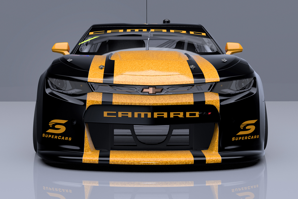Holden open to Camaro Supercar | Supercars
