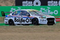 Prodrive fastest again with Canto in Practice 4