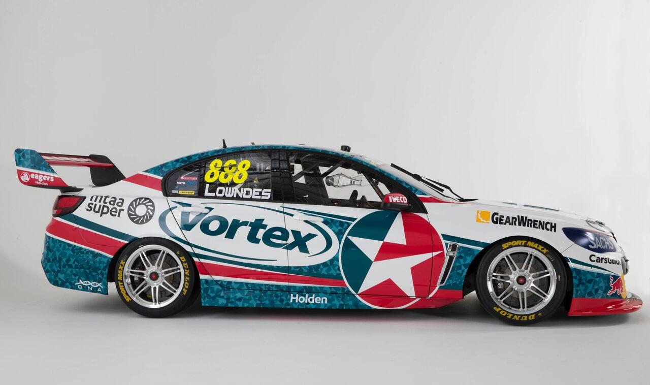Craig Lowndes Car 2