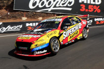 Vibration kept Mostert out of top 20