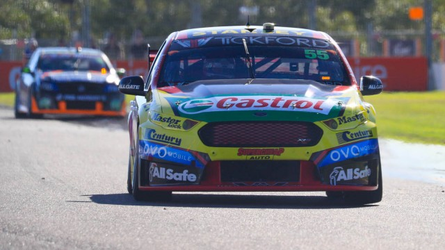 Mostert stars in second Townsville practice