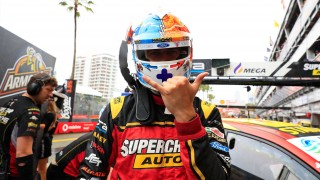 Mostert ends pole drought at wet Gold Coast