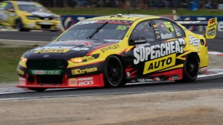 Mostert gets some air