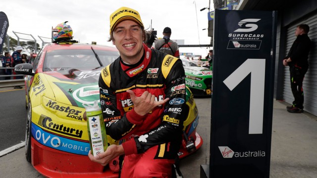 Mostert leads Prodrive one-two in Race 6