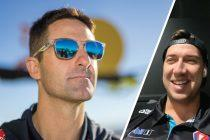Mostert's cheeky tip to take Whincup's seat