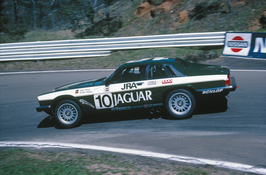 Goss took a second Bathurst in 1985