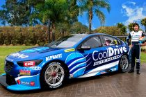 Jones reveals #3 CoolDrive Commodore