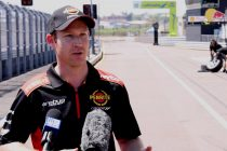 Reynolds, Whincup preview the CoreStaff Darwin SuperSprint