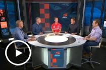 Courtney catches up with Inside Supercars