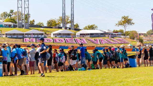 Crowds to return at Darwin Triple Crown