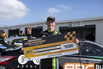 Goddard completes Perth Super2 pole double