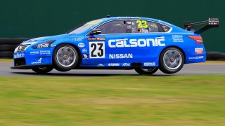 Caruso/Fiore Nissan fastest in Sandown warm-up