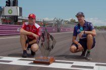 DJR and WAU drivers reveal new look Triple Crown