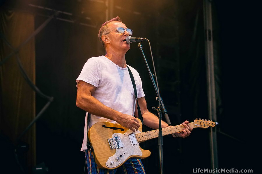 James Reyne at A Day On The Green - Bimbadgen Estate, Pokolbin Australia  - April 9, 2016 Photographer: David Jackson