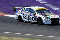 Canto leads Prodrive one-two in co-driver practice