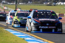 Dumbrell wins, Hazelwood regroups with podium