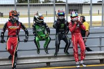Drivers' surprise assessment of rapid Mustangs