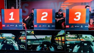 Second Supercars e-Series to start in October