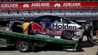 Whincup explains 'violent' Turn 8 crash