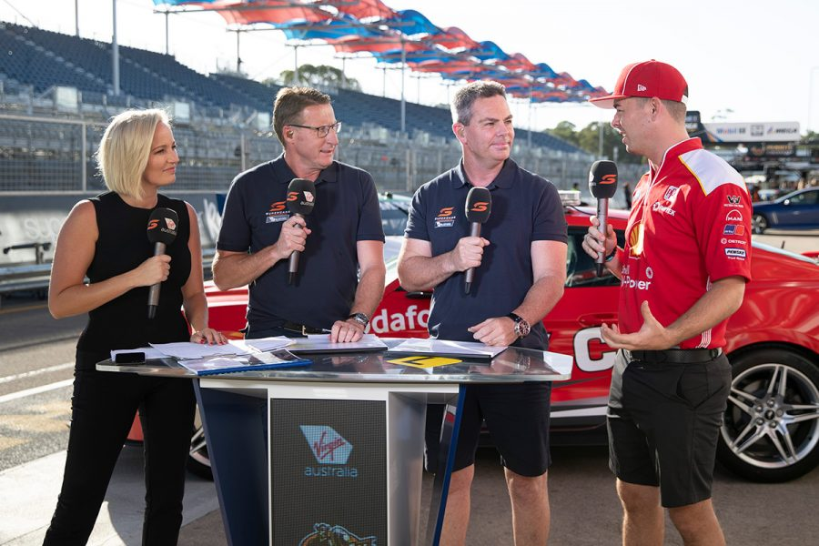 Stellar' McLaughlin on course for Lowndes record | Supercars