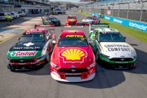 Mustang's show of force ahead of debut