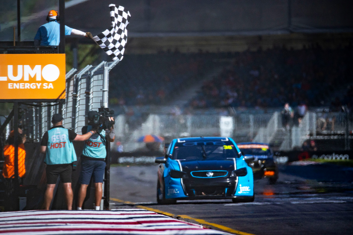 Kostecki beats Randle in Super2 thriller