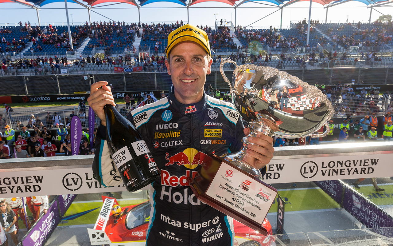 Why Whincup contemplated retirement