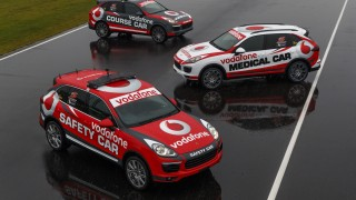 Vodafone reunites with Supercars