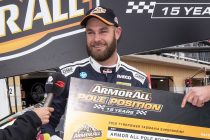Van Gisbergen takes first pole of 2019
