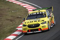 Percat fastest in Saturday Symmons practice