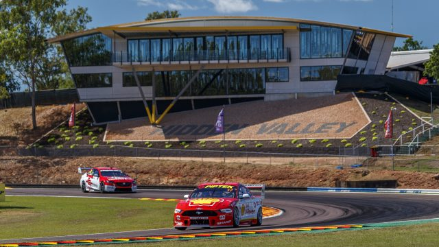 McLaughlin leads Shell Ford Friday 1-2