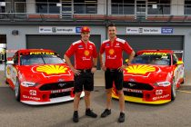 McLaughlin and Coulthard locked in for 2020