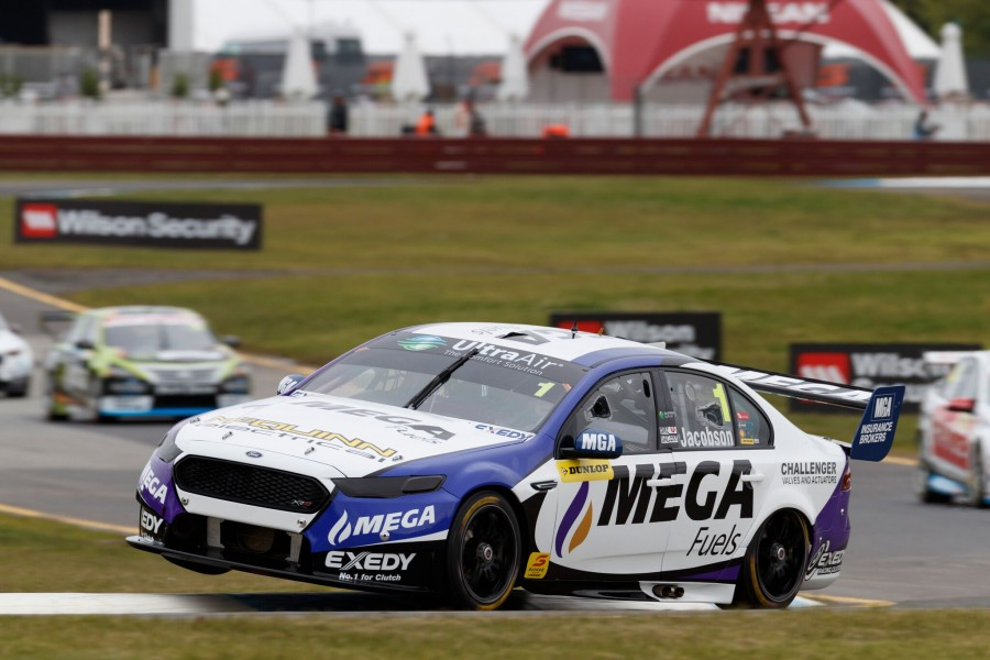 Jacobson will focus on his Bathurst 1000 duties