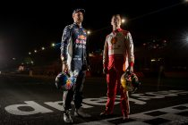 Tale of the tape: McLaughlin and van Gisbergen