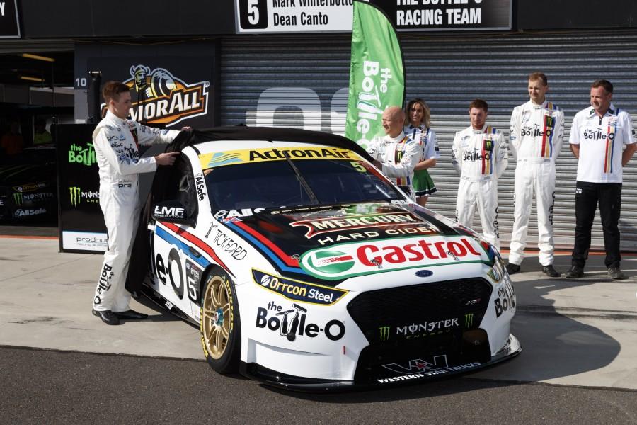 during the Supercheap Auto Bathurst 1000, in Bathurst, Australia, October 04, 2017.
